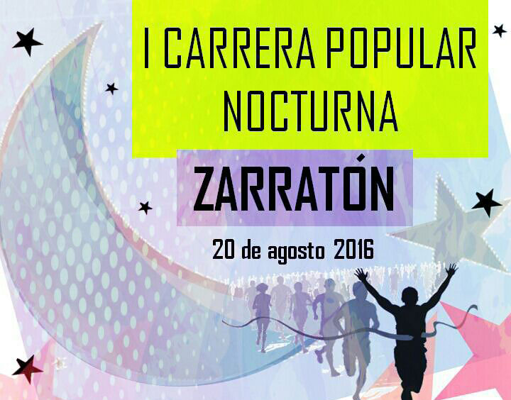 Carrera popular nocturna