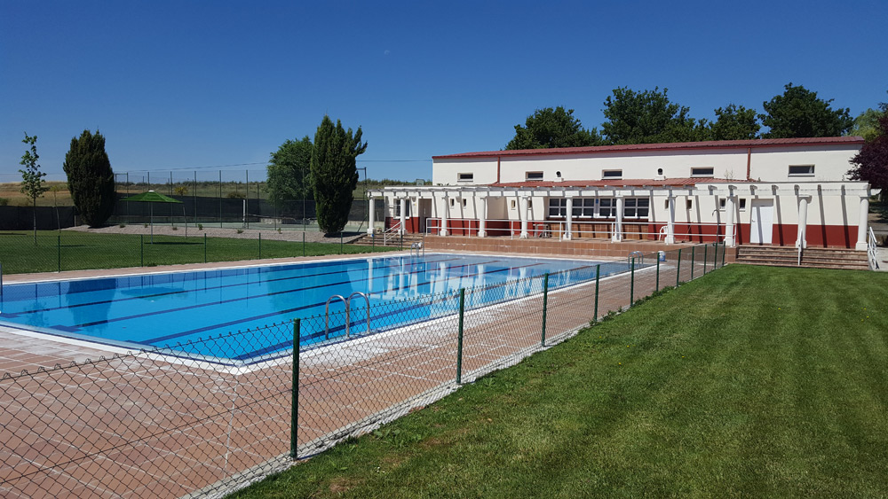 Piscinas Zarratón